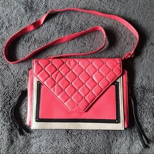 Melie Bianco • Quilted Clutch Bag
